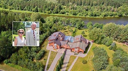 Buvęs premjeras beveik už 3 mln. eurų parduoda prabangųjį savo namą Valakampiuose