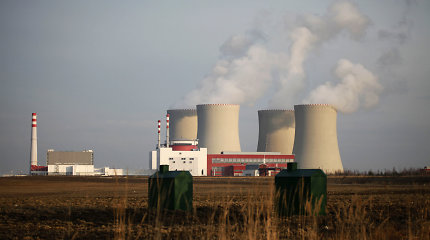 Čekija planuoja iki 2036 metų pastatyti naują branduolinį reaktorių