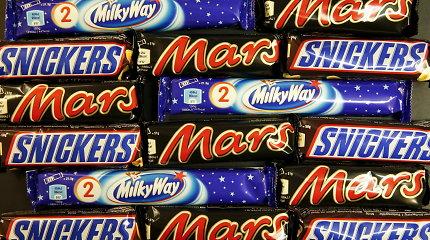 """""""Mars"""" nuostoliai dėl produkcijos pašalinimo išsaugo prekės ženklo įvaizdį?"""