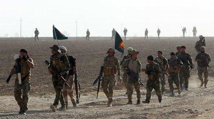 Irakas smogė IS vadams, grupuotės lyderio likimas neaiškus