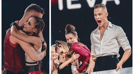 """Paaiškėjo """"Šokio Revoliucijos"""" nugalėtojai – projektą laimėjo šokėjų duetas"""