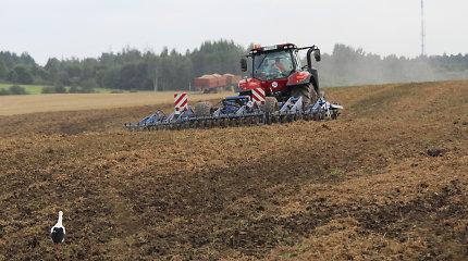 Galimybė modernizuoti ūkius: parama investicijoms į žemės ūkio valdas