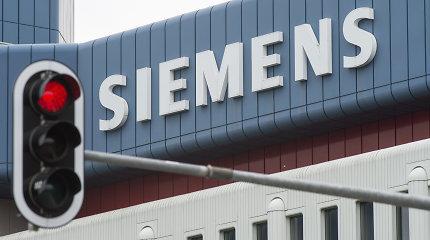 """ES dėl """"Siemens"""" turbinų pritaikė sankcijas trims asmenims ir trims kompanijoms"""