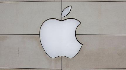 """""""Apple"""" pasiūlys savo prekės ženklo kredito kortelę"""