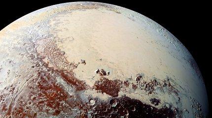 Spėkite, kurioje Saulės sistemos planetoje šalčiausia. Ir... tikriausiai neatspėsite