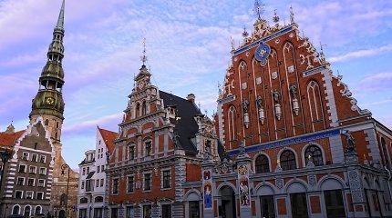 Latvijos viešbučių klientų skaičiaus augimas beveik sustojo