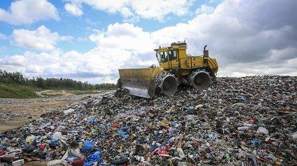 """K.Trečiokas apie atliekų krizę Vilniuje: """"Va čia ir yra biznio planas"""""""