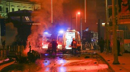 """Lietuvis, atsidūręs išpuolio Stambule vietoje: """"Girdėjau šūvius"""""""