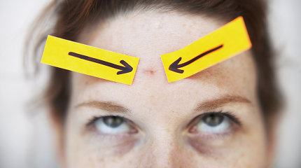 Priešmenstruacinis sindromas: kodėl beria odą?