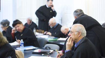 Kaltinamojo Sausio 13-osios byloje V.Kotlerovo advokatas atsiprašė laisvės gynėjų