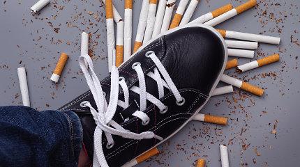 30 priežasčių, kodėl verta mesti rūkyti