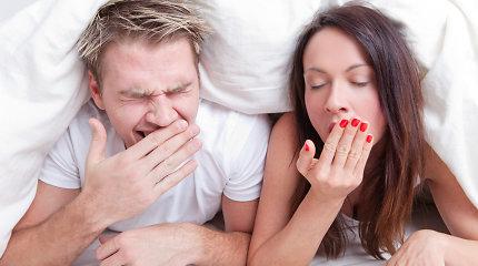 Kodėl lapkritį nuolat norime miegoti ir valgyti saldumynus?
