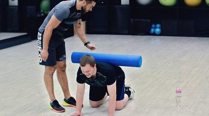 Ropojimo treniruotė – unikalus ir naudingas judėjimas