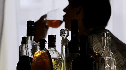 Kas vyksta žmogaus organizme padauginus alkoholio?