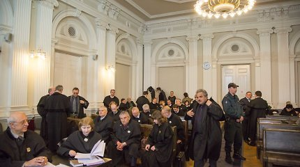 Sausio 13-osios bylą Apeliaciniam teismui tikimasi perduoti iki metų pabaigos
