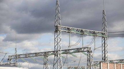 """Elektros jungtį """"NordBalt"""" planuojama įjungti sekmadienį"""
