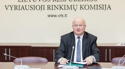 Siūloma atsisakyti spausdintų knygų su savivaldybių tarybų ir Seimo rinkimų rezultatais