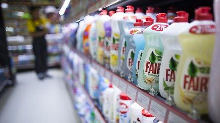 Buitinės chemijos pakuotėms ne vieta antrinių atliekų konteineriuose: kaip tinkamai jomis atsikratyti?