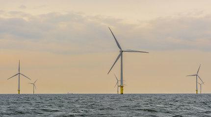 B.Wanneris: Lietuva jūroje iš vėjo galėtų pasigaminti 30 TWh elektros