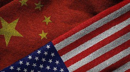Kinija tebėra pasirengusi su JAV sudaryti dalinį prekybos susitarimą