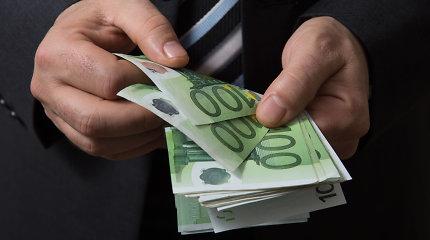 Siūloma didinti atlyginimus Seimo frakcijų seniūnams