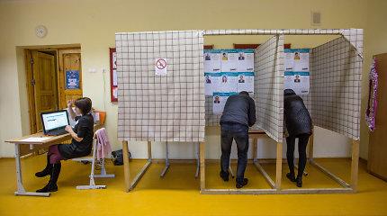 Rinkimams artėjant savivaldybės suskubo pirkti balsavimo kabinas
