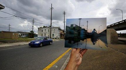 """Prieš dešimtmetį uragano """"Katrina"""" nuniokotas Naujasis Orleanas vėl suklestėjo"""