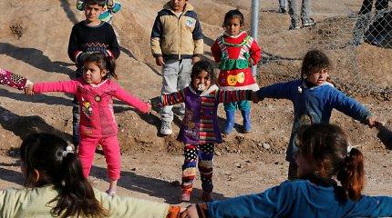 Keturias pabėgėlių šeimas birželį planuojama perkelti tiesiai į savivaldybes