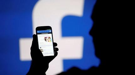 """Aukščiausiame ES teisme atversta byla dėl """"Facebook"""" vykdomo asmens duomenų perdavimo"""