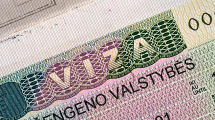 Auga Šengeno ir nacionalinės vizos mokesčiai