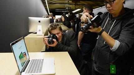 """""""Apple"""" atšaukia kai kuriuos """"MacBook Pro"""": gali savaime užsidegti"""