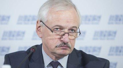 """Valdančiųjų viceministrą E.Gustą pasivijo nuodingas """"Toksikos"""" tvaikas"""