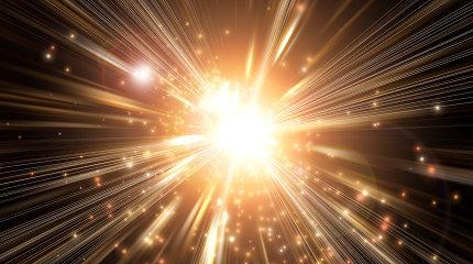 Didingas bandymas paaiškinti viską: teorija sujungia materiją ir šviesą valdančias jėgas