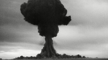 Prieš 70 metų Sovietų Sąjunga išbandė atominę bombą: skaudūs padariniai persekioja iki šių dienų