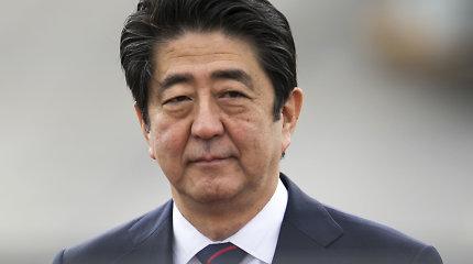 Japonijos parlamentas priėmė prieštaringai vertinamą kovos su terorizmu įstatymą