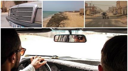 Mano AUTOstogos: po Mauritaniją – senu 190D mersedesu