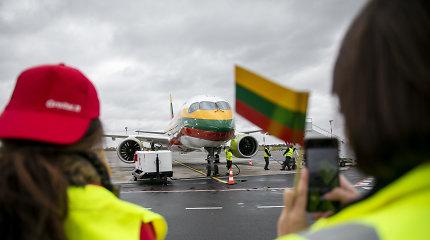 Lietuvos oro uostai šiemet jau perskraidino beveik 5 mln. keleivių
