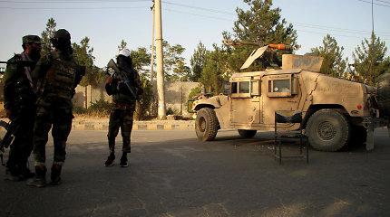 JT pusmečiu pratęsė savo pagalbos misiją Afganistane