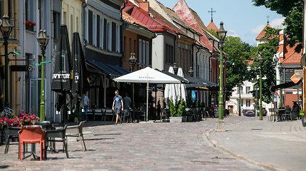 Vilniaus viešbučiai ir restoranai raginami siūlyti žmonėms vandentiekio vandenį