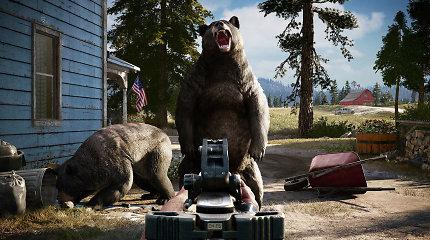 """""""Far Cry 5"""" apžvalga: chaosas smėlio dėžėje su narkotiniu prieskoniu"""