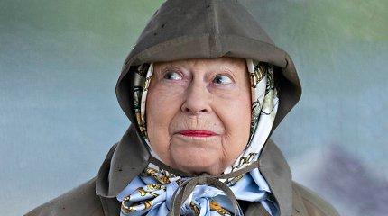 Karalienės Elizabeth II apdovanojimas – sekso reikmenimis prekiaujančiai įmonei