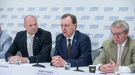 Centro partija jungiasi su tautininkais, sąrašą į Seimo rinkimus ves N.Puteikis