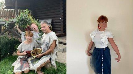 Lituanistė Irma laužo stereotipus apie mokyklą: streso įveikos būdų vaikus moko pirtyje