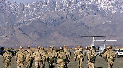 """""""NY Times"""": JAV karas Afganistane – kaip viskas prasidėjo ir kuo baigiasi?"""