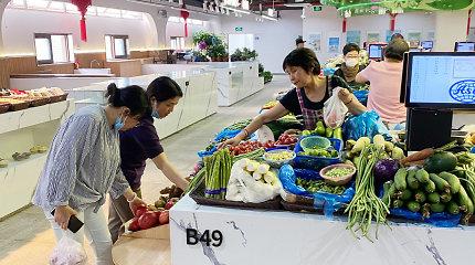 Kinija bando suvaldyti kylančią infliaciją: kaip tai atsilieps pasauliui?