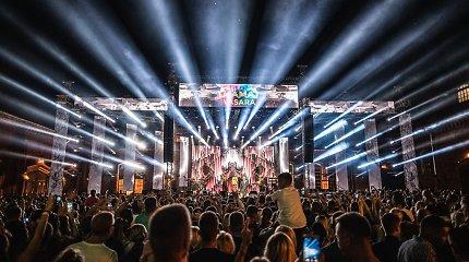 """Festivalis """"M.A.M.A. vasara"""" garantuos saugumą: laikantis reikalavimų publika galės mėgautis muzika"""