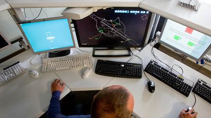 Dėl koronaviruso Lietuvoje mažėja tranzitinių skrydžių, gali strigti siuntos