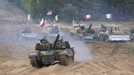 Ekspertai apie įtampą tarp Rusijos ir NATO: įmanoma pavojinga eskalacija
