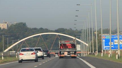 Prie greitkelio Vilnius–Kaunas planuojama vandenilio gamykla