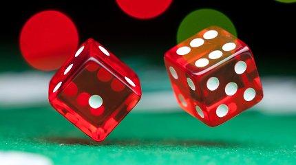 Vyriausybė siūlo keisti lošimo organizatorių apmokestinimą